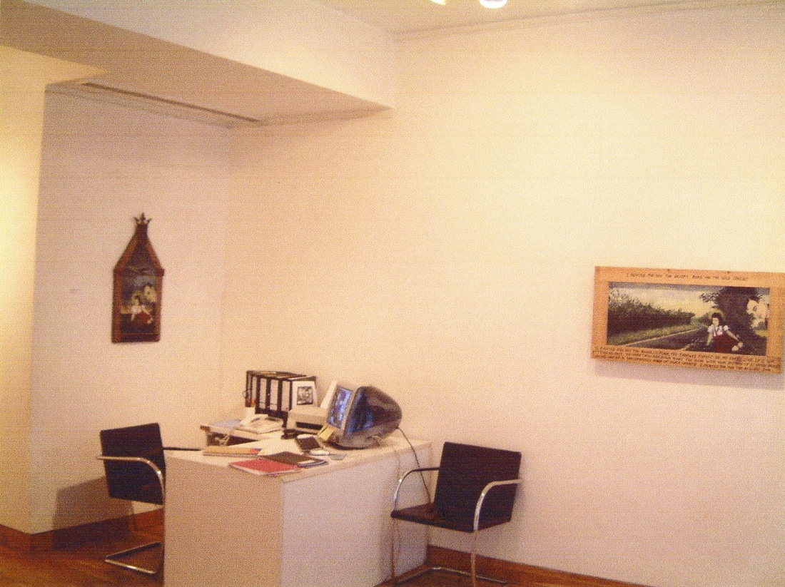 <p>FRANCIS MARSHALL Installation View</p>
