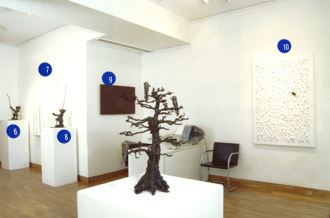 <p>PATRICK O'REILLY&#160; Installation View</p>