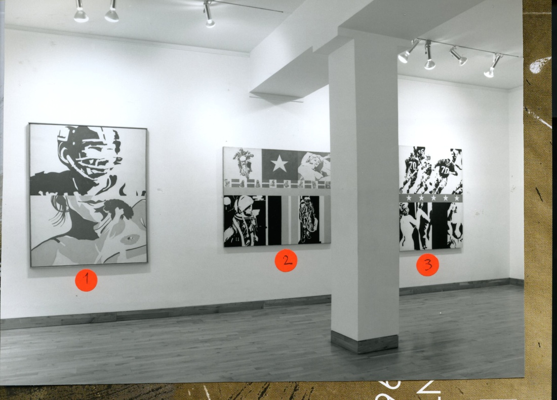 <p>BOB STANLEY Installation View</p>