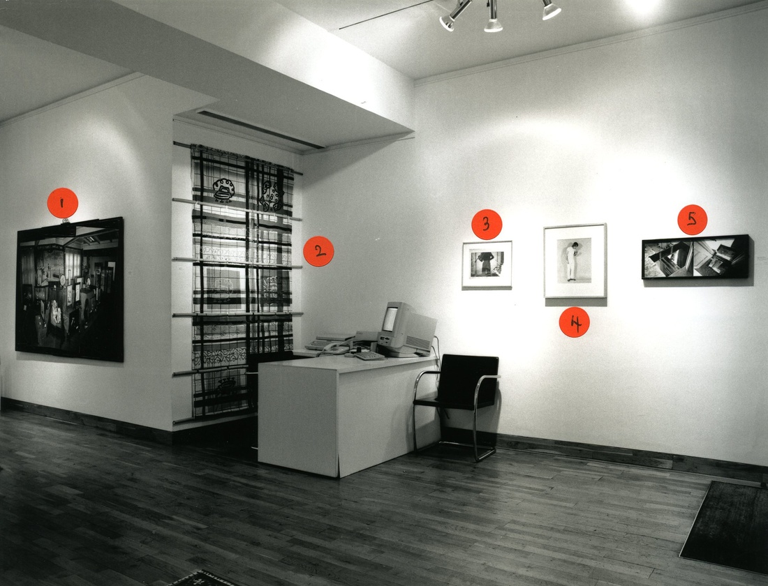 <p>HOLLYBURY USA Installation View</p>