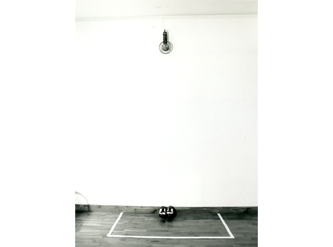 <p>REBECCA HORN Installation View</p>