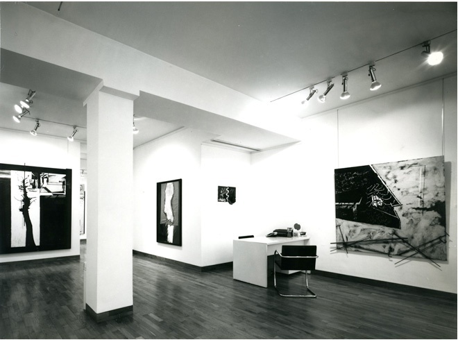 <p>MARTIN NAYLOR Installation View</p>