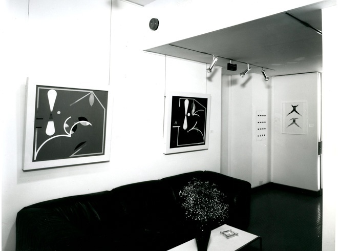 <p>JACK SMITH Installation View</p>