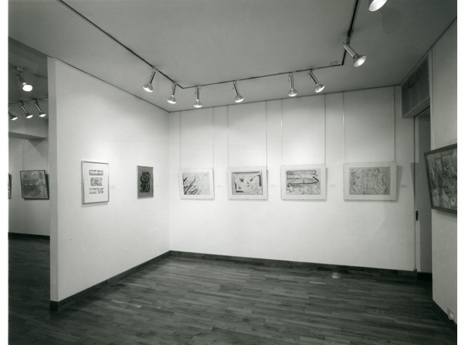 <p>LEEDS CITY ART GALLERY Installation View</p>