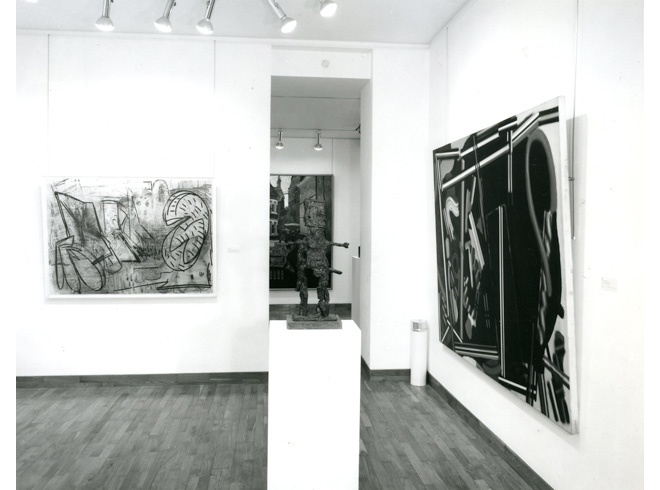 <p>RECENT ART ACQUISITIONS, CARTWIGHT HALL &amp; BRADFORD Installation View</p>