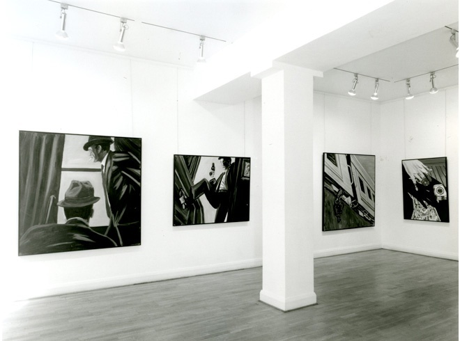 <p>RICHARD BOSMAN Installation View</p>