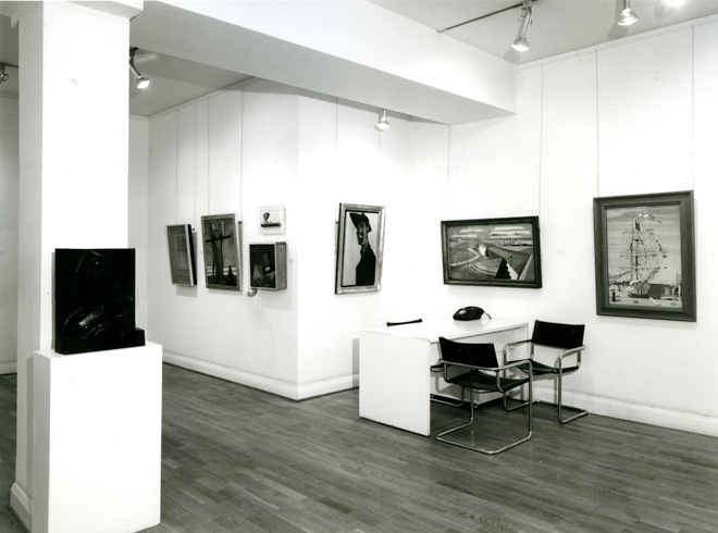 <p>TWENTY ONE ACQUISITIONS Installation View</p>