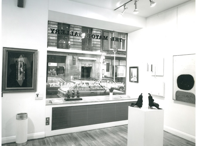 <p>MIDDLESBROUGH ART GALLERY Installation View</p>
