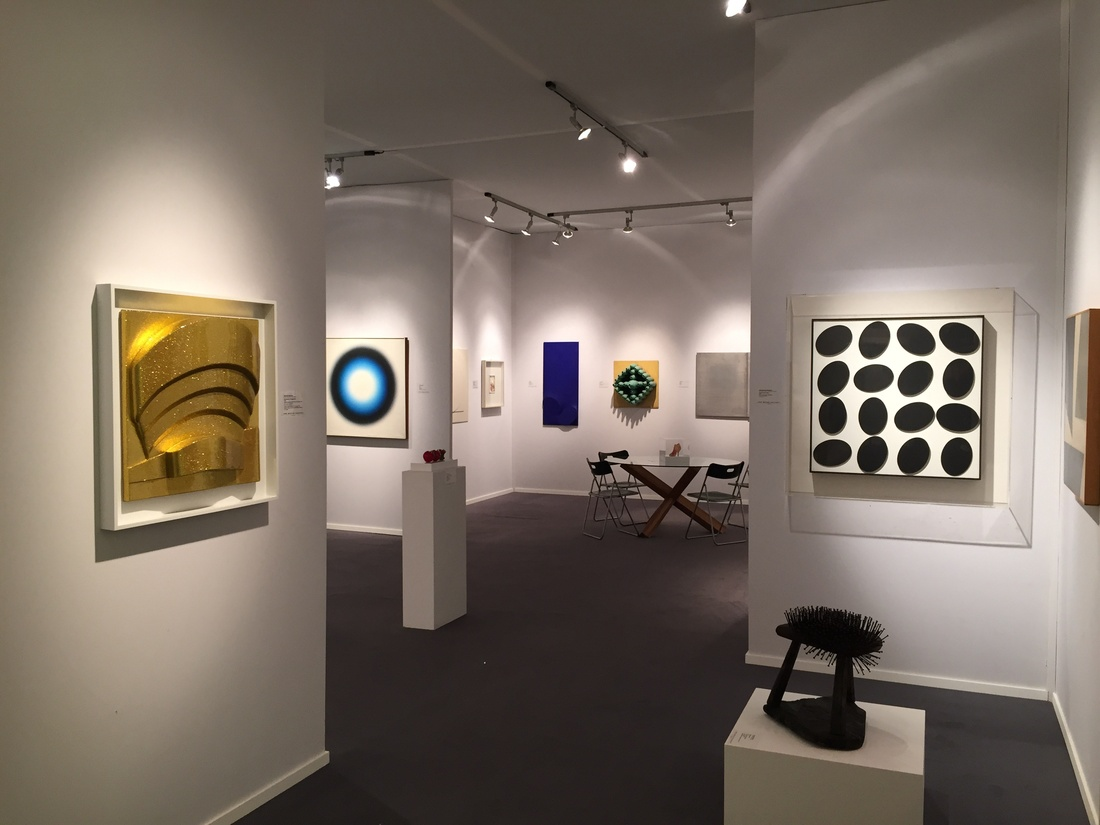 <p>TEFAF 2015, INSTALLATION VIEW</p>