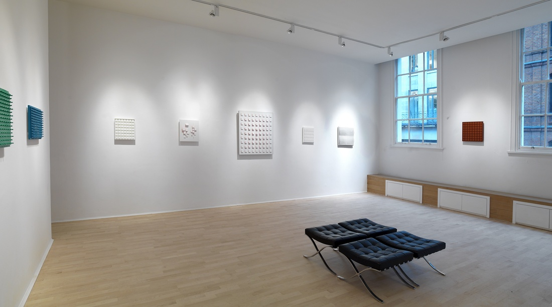 <p>LUIS TOMASELLO Installation View</p>