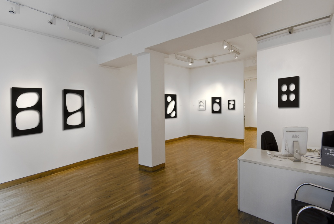<p>DADAMAINO Installation View</p>