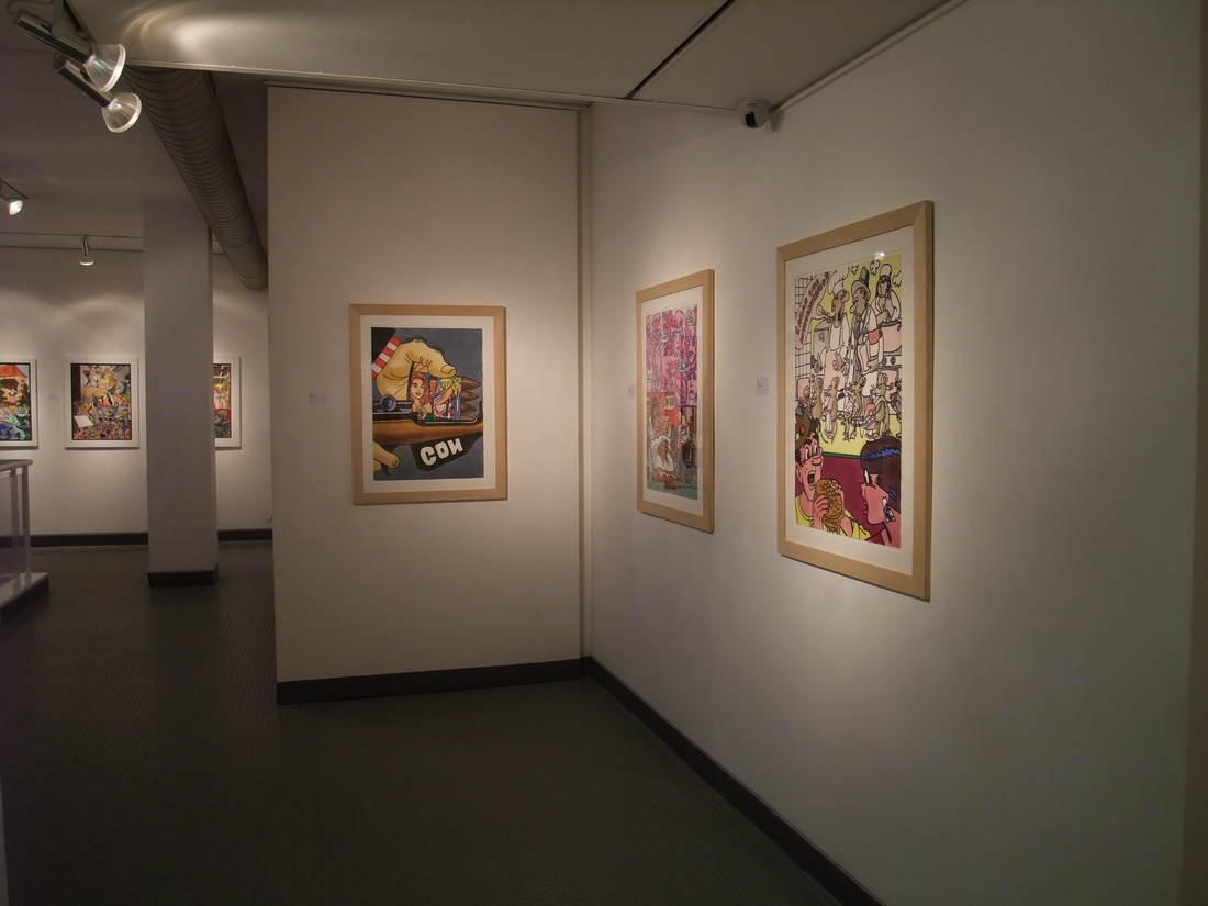 <p>ERR&#211; Installation View</p>