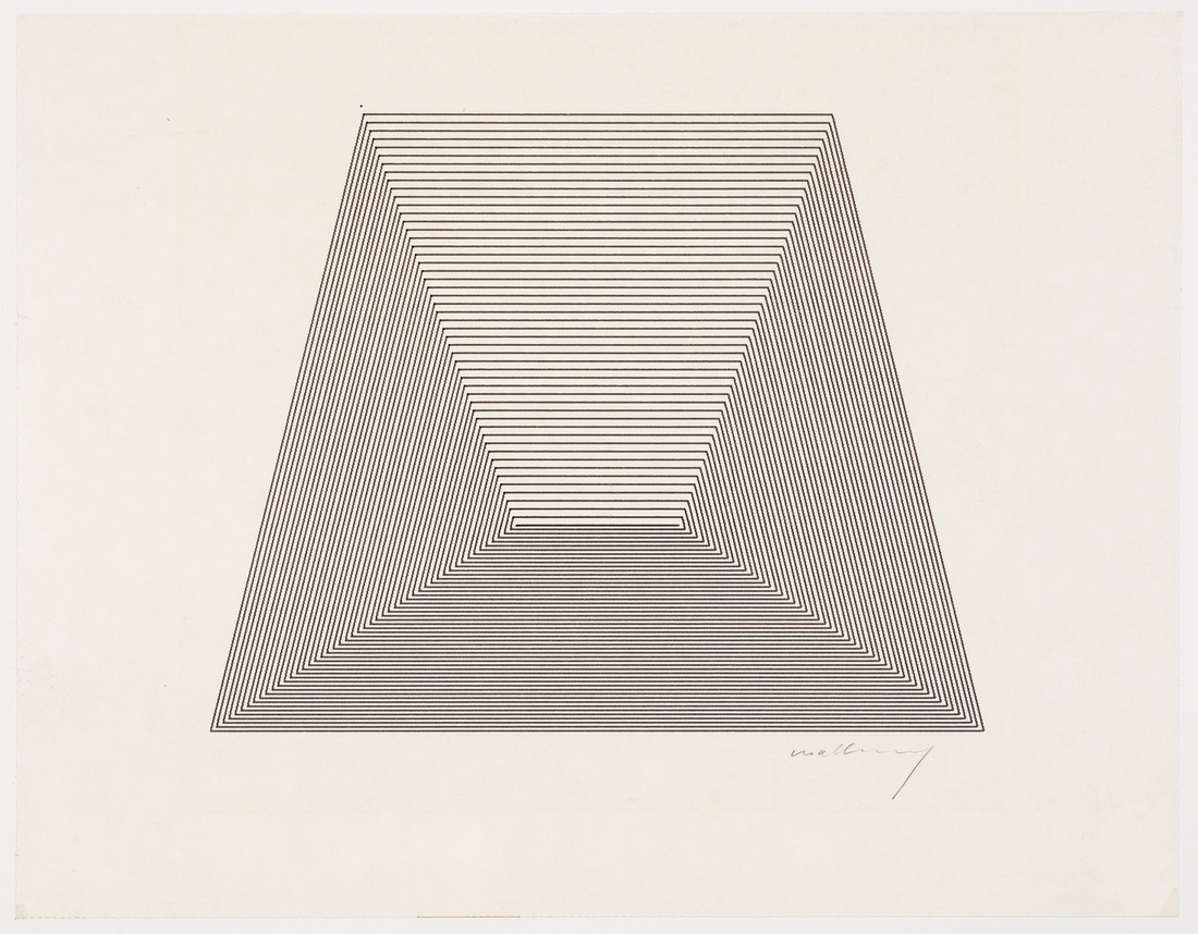 <span class=&#34;artist&#34;><strong>ROBERT MALLARY</strong></span>, <span class=&#34;title&#34;><em>Incremental series</em>, 1970</span>