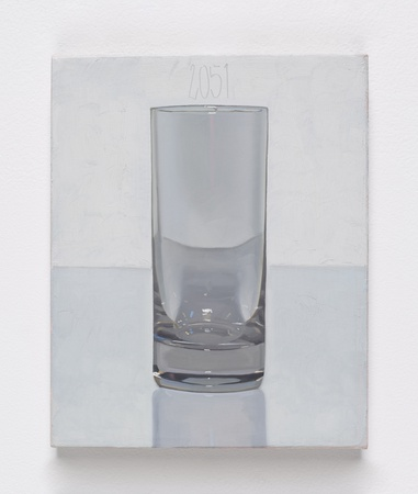 <span class=&#34;artist&#34;><strong>PETER DREHER</strong></span>, <span class=&#34;title&#34;><em>Tag um Tag guter Tag (Day by Day good Day) Nr. 2051 (Night)</em>, 2003</span>