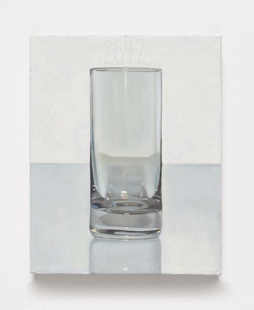 <span class=&#34;artist&#34;><strong>PETER DREHER</strong></span>, <span class=&#34;title&#34;><em>Tag um Tag guter Tag (Day by Day good Day) Nr. 2642 (Night)</em>, 2011</span>