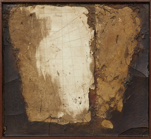 <p><span class=&#34;artist&#34;><strong>ROBERT MALLARY</strong></span>, <span class=&#34;title&#34;><em>Suspended forms</em>, 1957</span></p><div class=&#34;medium&#34;>Mixed media: Found materials and resin with an artist made wooden frame</div><div class=&#34;dimensions&#34;>18 x 19 &#189; x 2 &#189; in<br />45.8 x 49.5 x 6.4 cm</div>
