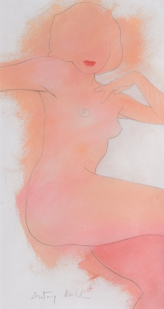 <span class=&#34;artist&#34;><strong>ANTONY DONALDSON</strong></span>, <span class=&#34;title&#34;><em>Untitled Naked Girl</em>, 2017</span>