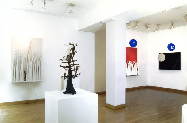 PATRICK O'REILLY Installation View