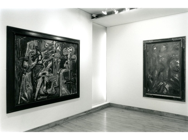 ANDRE MASSON Installation View