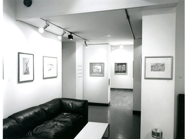 BRITISH PAINTINGS AND DRAWINGS Installation View