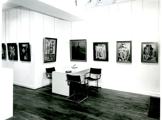 UNIT ONE Installation View