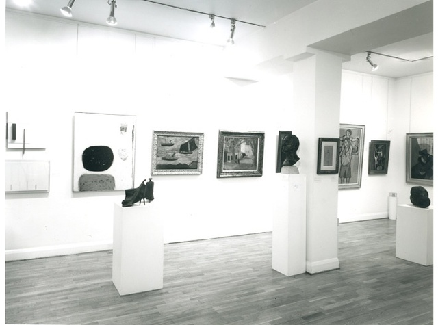 MIDDLESBROUGH ART GALLERY Installation View