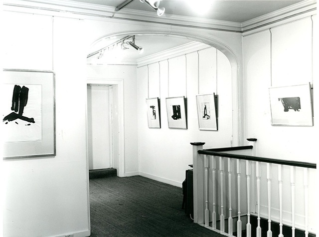 FRANZ KLINE Installation View