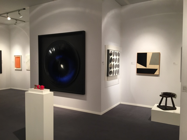 TEFAF 2015, INSTALLATION VIEW